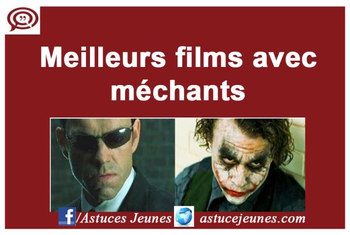 films avec mechants